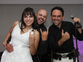 O casamento de Renato e Elisabeth