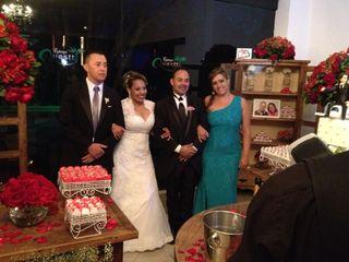 O casamento de Erica e Cassiano 3