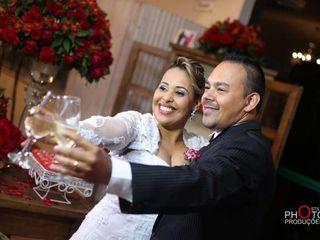 O casamento de Erica e Cassiano 1
