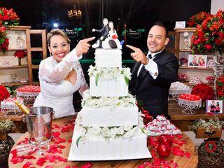 O casamento de Erica e Cassiano 2