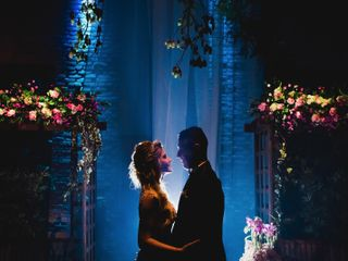 O casamento de Letica e Wesley