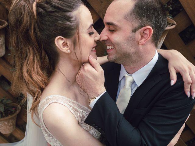 O casamento de Leciane e Pedro
