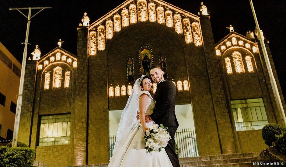 O casamento de Vinícius e Camila em São Paulo, São Paulo