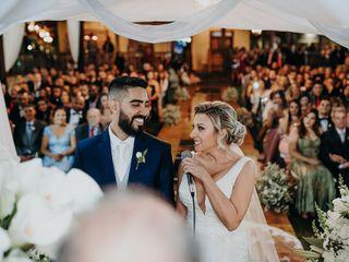 O casamento de Jackie e Leandro