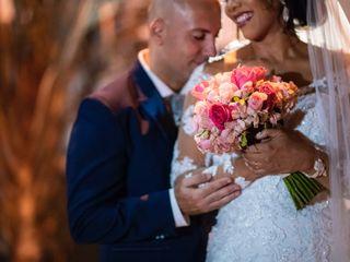O casamento de Andreza e Felipe
