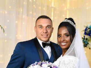 O casamento de Chayenne e Carlos 1