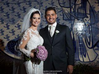 O casamento de Fabiana e Daniel