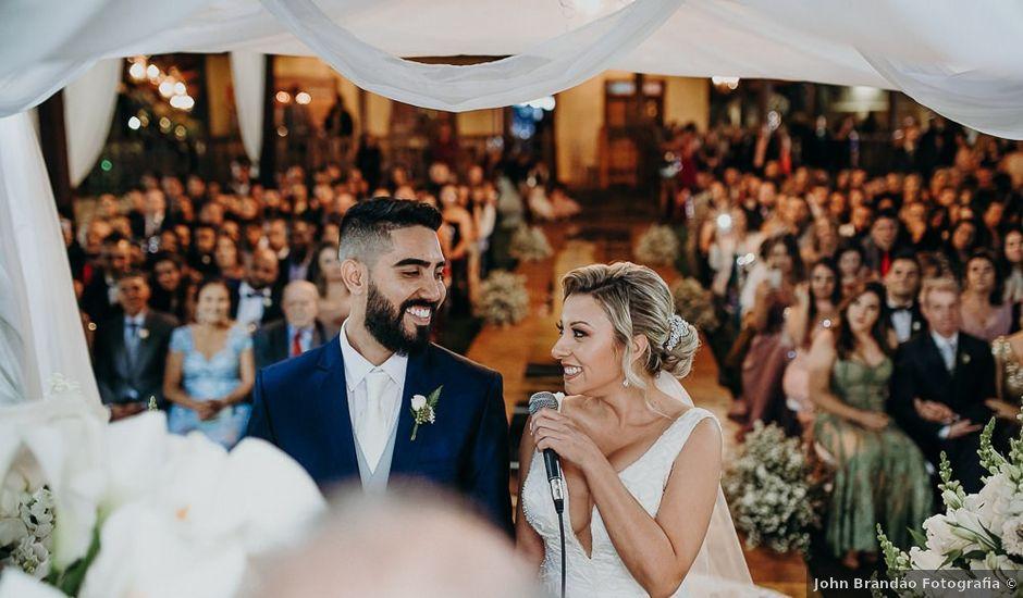 O casamento de Leandro e Jackie em Belo Horizonte, Minas Gerais