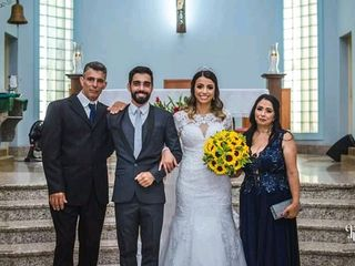 O casamento de Thatiane e Bruno  2