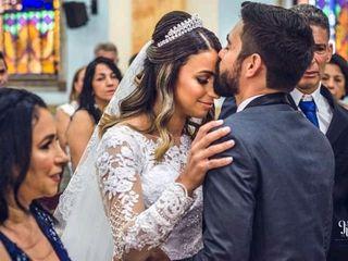 O casamento de Thatiane e Bruno  3