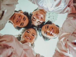 O casamento de Denyse, Diana e Fernanda e Matheus, Jaderson e Geovan 2