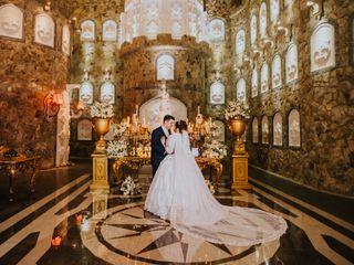 O casamento de Priscila e Nahor