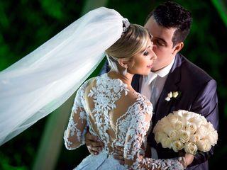 O casamento de Vanessa e Gustavo