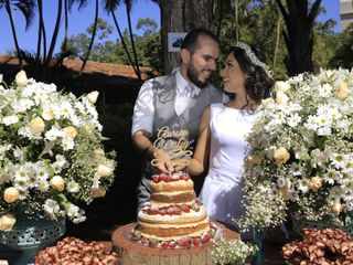 O casamento de Aurora Fernandes e Wisley Milhomem
