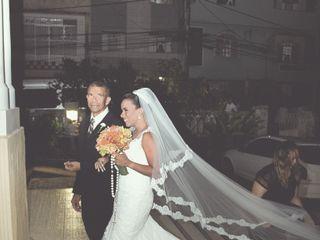 O casamento de Liziane e Bruno 1
