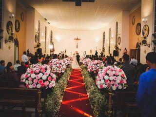 O casamento de Liziane e Bruno
