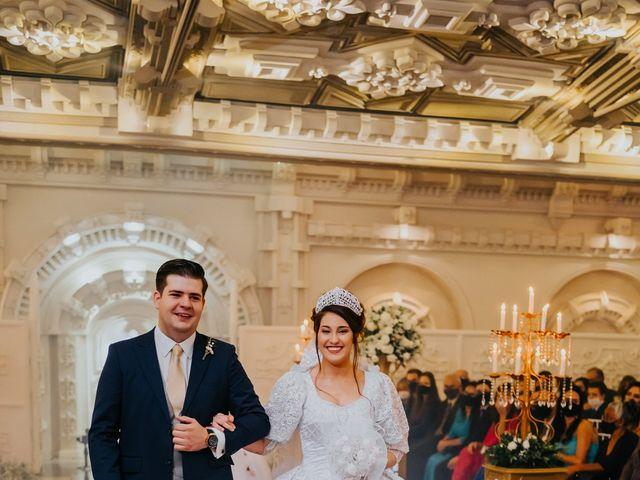 O casamento de Nahor e Priscila em Mauá, São Paulo 47