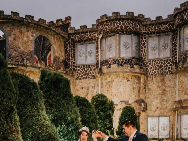 O casamento de Nahor e Priscila em Mauá, São Paulo 1