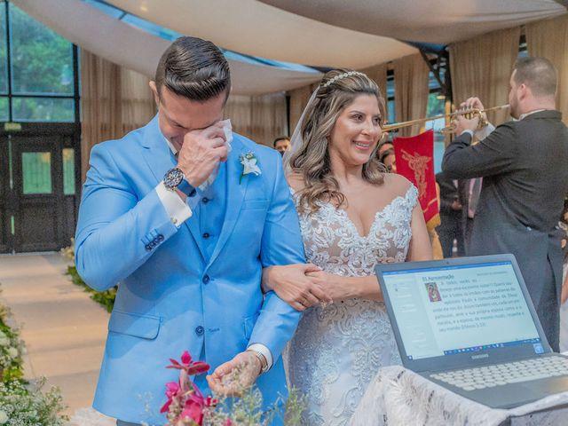 O casamento de Fernando e Dulci em São Bernardo do Campo, São Paulo 20