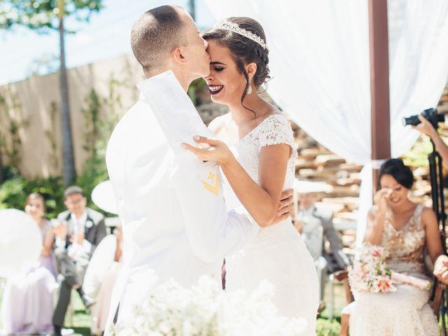 O casamento de Letícia e Lucas