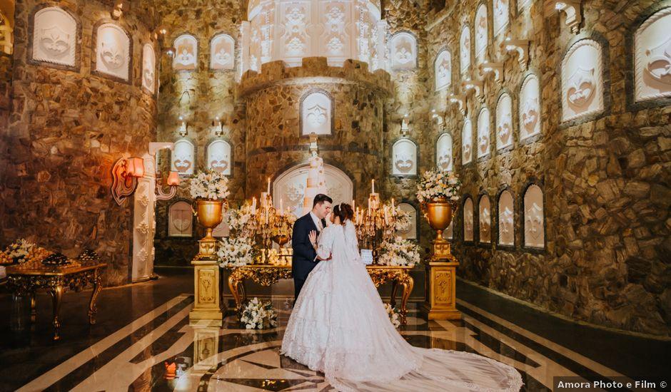O casamento de Nahor e Priscila em Mauá, São Paulo