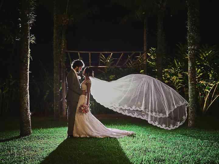 O casamento de Beatriz e Phillip