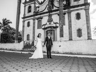 O casamento de Juliani e Caio