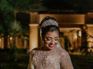O casamento de Camila e Leonan 3