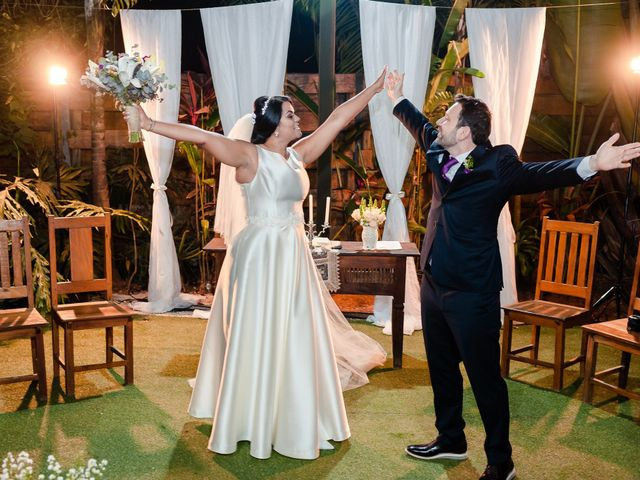 O casamento de Nicole e Gabriel