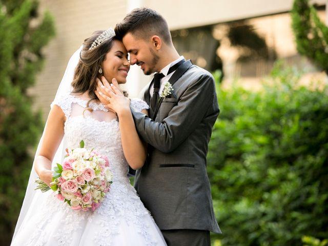 O casamento de Rebeca e Wesley