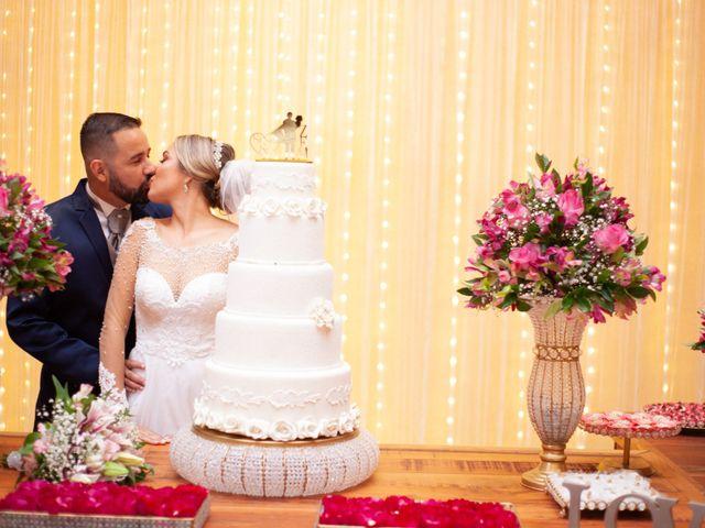 O casamento de Andreza e Sergio
