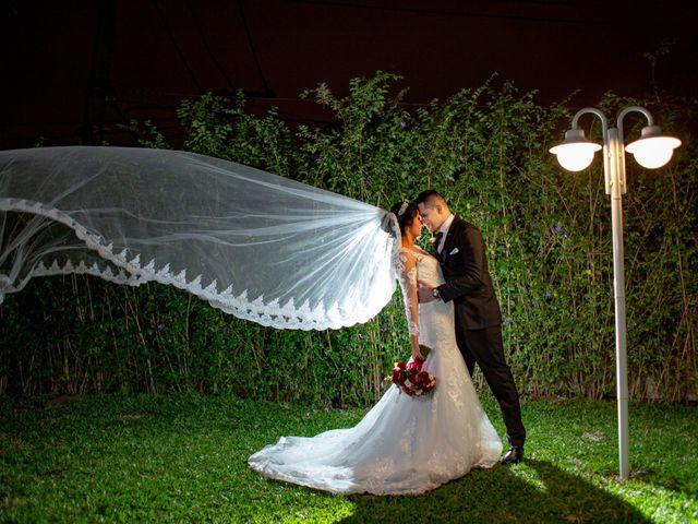 O casamento de Gabrielle e Joel