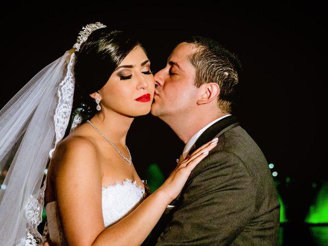 O casamento de Jessica e Bruno