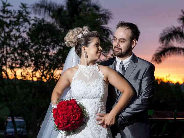 O casamento de Dandreya e Thiago