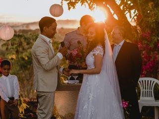 O casamento de Neemias e Gabriela