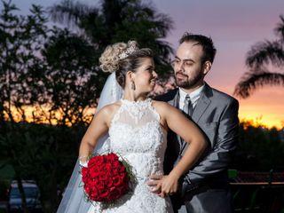 O casamento de Dandreya e Thiago 1