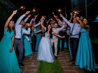 O casamento de Karine e Victor 1