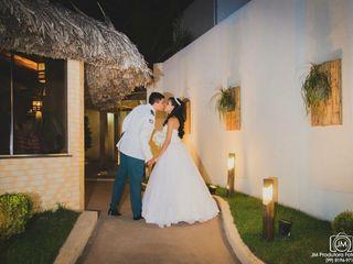 O casamento de Taline e Claudiney