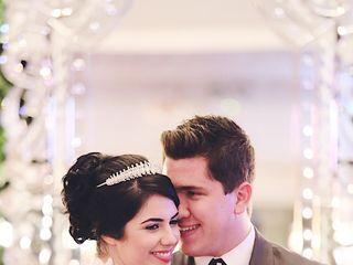 O casamento de Karoline e Filipe