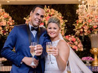 O casamento de Marcia e Vinícius