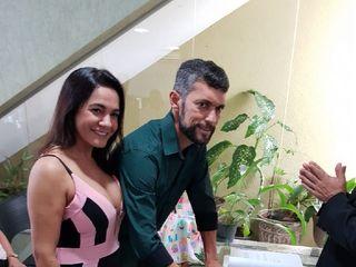 O casamento de Luciano e Giselle 1