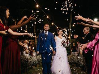 O casamento de Taisa e Jessé
