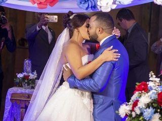 O casamento de Ingrid e José Mario