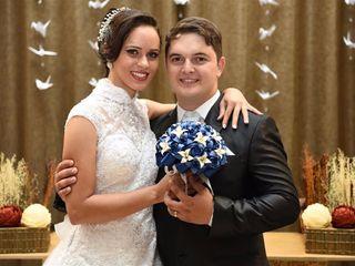 O casamento de Rayane e Hiran