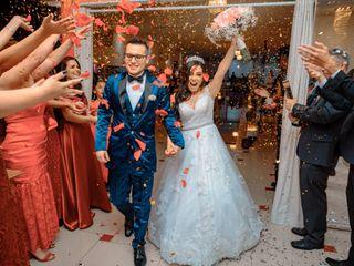 O casamento de Tayla e Adriel