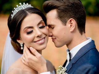 O casamento de Rebeca e Tiago
