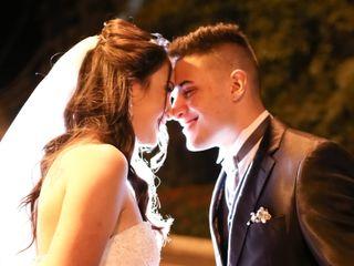 O casamento de Alvaro e Tainá