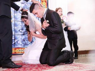 O casamento de Alvaro e Tainá  2