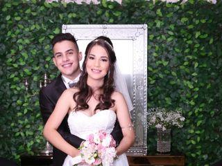 O casamento de Alvaro e Tainá  3