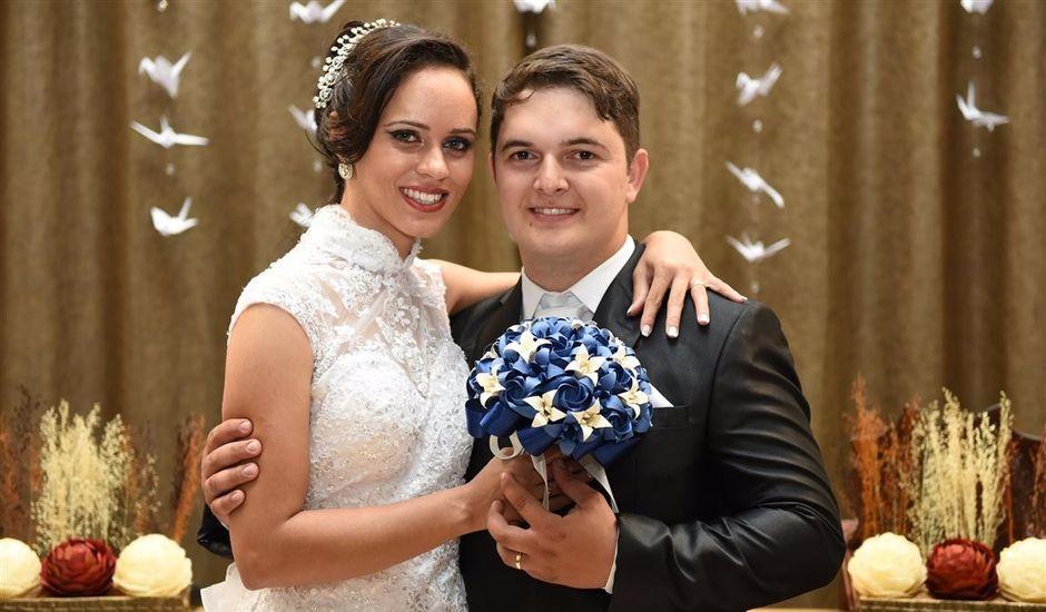 O casamento de Hiran e Rayane em Santo Antônio do Monte, Minas Gerais